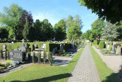 Friedhof Saulgau