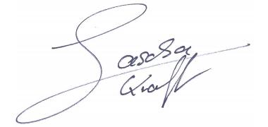 Bestatter Kraft Unterschrift