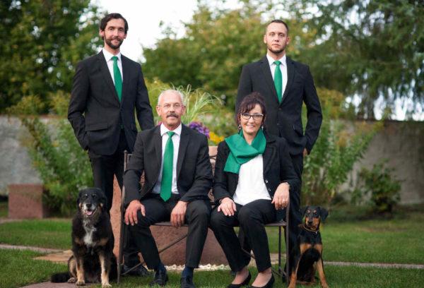 Familienunternehmen Kraft
